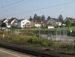 Dave's house in Pfaffenhofen