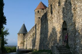 Alonna in Carcassonne