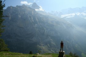 Alonna - Lauterbrunnen Valley, Switzerland