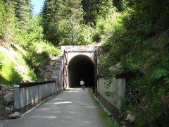 Hiawatha Bike Trail