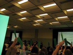 SWE COR Meeting (voting)