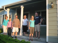 July 2011 - Family Visit