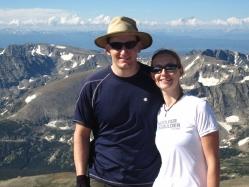 August 2011 - Long's Peak