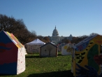 "Capitol & Darfur ""Tents of Hope"""