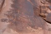 Moab - Indian Petroglyphs