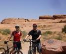 Ben & Alonna - Slickrock Bike Trail