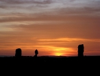 Sunset - Balanced Rock