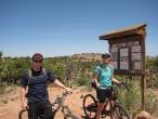 Ben & Alonna - Gemini Bridges Trailhead
