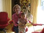 Grandma and Annaliese